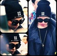 "HOT Street snap star fan hip-hop dance ""autumn winter knitting wool hat winter hat cap"