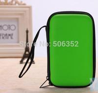New Power bag Mobile hard disk bag 2.5 inch hard disk bag Multi function digital bag