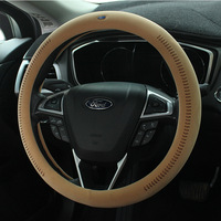 free shipping Hot Selling Popular Winter Flocking car Steering Wheel Cover ST-6 auto accessories