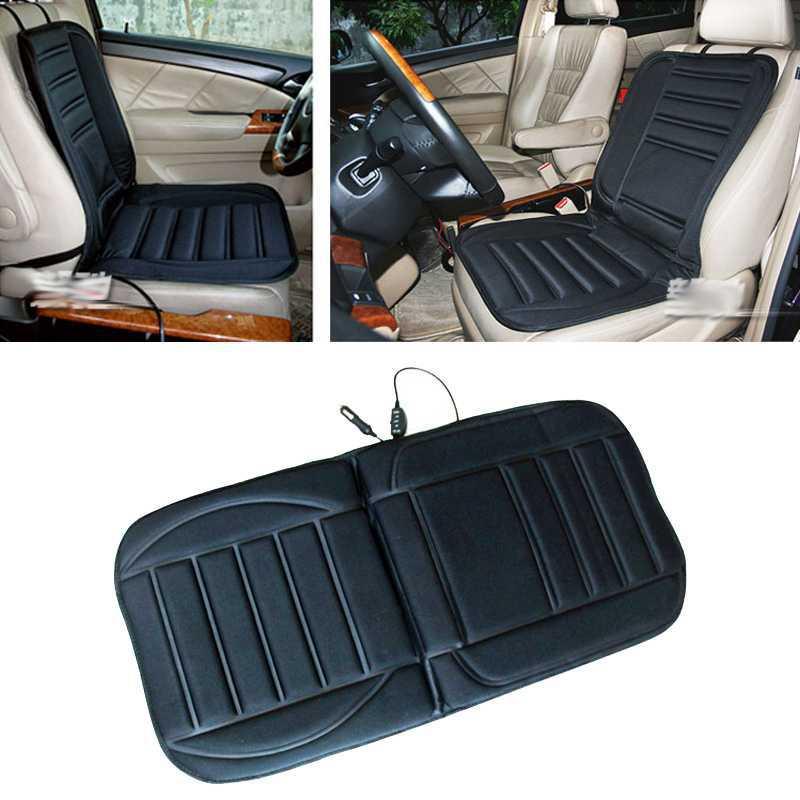 Гаджет  1PCS Winter Car Heated Seat Cushion Hot Cover Auto 12V Heat Heating Warmer Pad Free Shipping None Автомобили и Мотоциклы