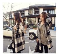long wool swing coat woolen 2014 fall autumn winter fashion women wool coat luxury fashion simple big temperament