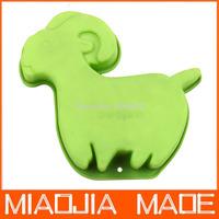 5pcs/ lot Animal shape silicone cake mould mini cake mold free shipping