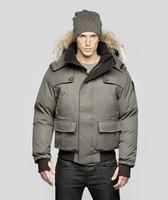 CARTL Men's Bomber Heather Moss winter coat down jackets warm  parkas