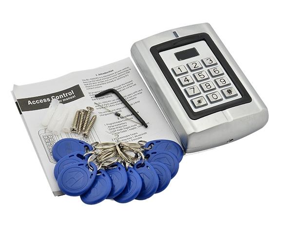 Lock Keypad Access Control System BC-2000 BE0D Door Proximity Entry Hot Sale New(China (Mainland))