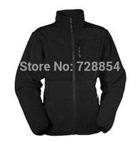 Fashion Outdoor  Women's Black Color Jacket  Fleece High Quality Coat  No hoody 9 Colors 291