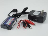 RC 2-3S Li-Po 7.4v 11.1v Lipo Battery Balance Charger LK-1008D Adapter 12V 1A