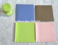 11x11cm Pudding Bottle Sealing Paper Mini Plaid Paper Packing Mini Square Pack Paper 200pcs/lot