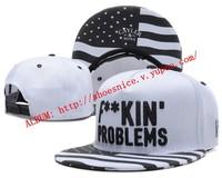 New 2014 brand Cayler Sons The Hustle korean style Letter baseball snapback hats caps for men sports hip hop white/black cap