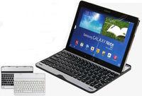 Ultra Slim Wireless Bluetooth Keyboard Case Dock For Samsung Galaxy Note 10.1 2014 Edition P600 P601 P605