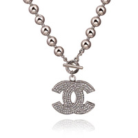 brand new high quality necklace letter necklace X247