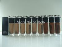 Free HK post 1PCS/lot  Brand makeup liquid Foundation Matchmaster foundation SPF 15 35ML 9 colors (NC15 20 25 30 35 40 45 50 55)