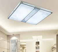 7012 modern simple Chinese aluminum plate lamp living room lamp bedroom lamp restaurant study lighting ceiling lamps