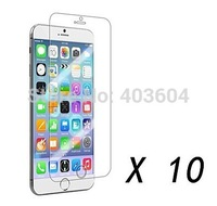 Free Shipping Clear Screen Protector Film for iPhone 6 ' 4.7  (10 pcs)