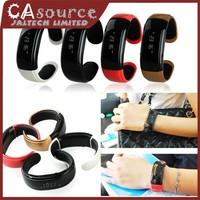 2014 Newest Fashion Digital Smart Watch Man Woman Fashion Bluetooth LED Wristwatch Handsfree Smart Bracelet Free Shipping