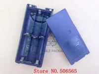Battery case box for Icom two way radio IC-V8 IC-V82 IC-F3 IC-F30GT IC-F4S IC-T3H  6*AA freeshipping