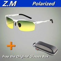 New 2014 Sunglasses Men Polarized Driving Cycling Glasses sport Sunglass Designer Oculos De Sol Sunglasses Z.M Brand M-8550