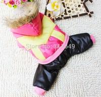 10pieces/Lot Cute   Winter Pet Warm Coat Fashion Puppy Clothes Wholesale