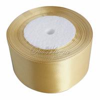 "10PCS/LOT Red color  25 Yards/Roll  2"" 50mm Brand New Mint / Aqua Green Satin Ribbon Craft Bow Wedding Gift Decoration Colors"