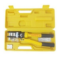 2014 New Arrival 10mm-120mm 8 Ton Hydraulic Cable Crimper Plier Crimping Tool Kit For Sale