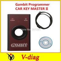 Auto Key Programmer Gambit programmer CAR KEY MASTER II Free Shipping