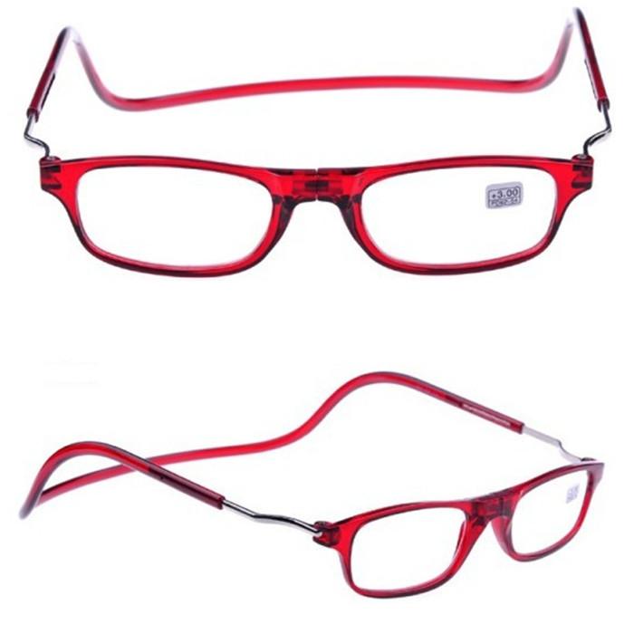 classic magnetic foldable designer unisex reading glasses