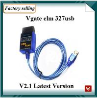 Maike AD0229.2014 Super mini elm 327 Auto code reader OBD SCAN car diagnostic tool interface ELM327 USB interface V2.1 version