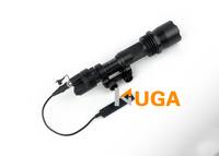 200 lumens Tactical SF M961 Tactical Light LED Version Super Bright Weapon Lights Black