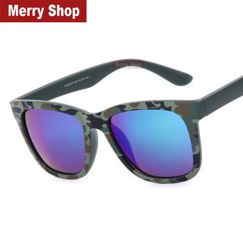 2014 новые люди военная Frame спортивный солнцезащитные очки мода мужчины зеркало ...