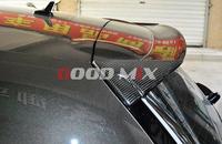 Volkswagen VW Scirocco OSIR Style Carbon Fiber Rear Roof Spoiler Rear Wing