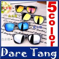 Free Shipping 4 Colors Brand Block Designer Helm Multicolour Coating Lens Sunglasses Men Sun Glasses Oculos De Sol 054