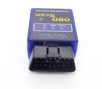 Maike AD0109.Mini VGate Scan ELM327 Interface Bluetooth OBD2 V1.5 OBDII Auto Scanner