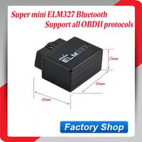 Maike AD0102.HOT SALE !!! Super ELM327 Newest v2.1 Mini ELM 327 Bluetooth OBD-II OBD2 Protocols Auto Diagnostic Tool works on An