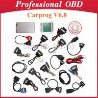 Maike AD0096.2014 Top-Rated Carprog V6.8 Car prog ECU Chip Tunning Car Repair Tool Big Promotion Free Shipping