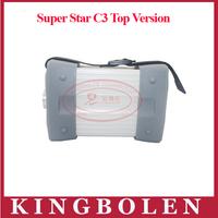 Maike AD0107.2014 New Arrival Star Online SCN Coding Scanner Multi-language Latest 2013.05 Version Super Star C3 Top Version Fre