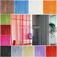 Decor Tassel String Curtains Patio Net Fringe Door Screen Windows Divider New Free Shipping 1pcs/lot