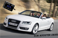 fashionable small potent booster--ECM booster CB300--fall in love with throttle device !!