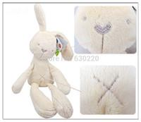 Toys-Millie & Boris Soft Toy Millie British MaMas&papas Smooth Baby Rabbit Plush Toys Kids Sleeping Play Doll Christmas gift
