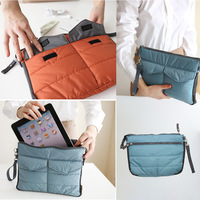 High Quality Multifunction Digital Nylon Tablet PC Storage Bag Tablet PC Handbags Case For Ipad 2/3 Free Shipping