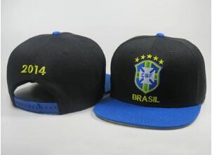 2015 new soccer fan letters baseball cap cap hat hip-hop trend /hats#30(China (Mainland))