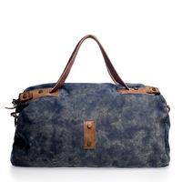 Casual cotton bag luggage bag large capacity portable bag Korean women retro package