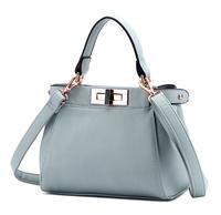 bags handbags women famous brands 2014 Korean fashion handbags big messenger bag ladies casual-bag bolsas femininas