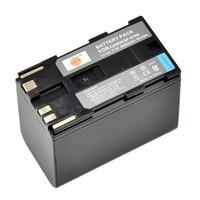 DSTE BP-970G Li-ion Battery Pack for Canon XLH1, XHG1, XHA1, XL2, XM2, XF305, XF300, XF105, XF100