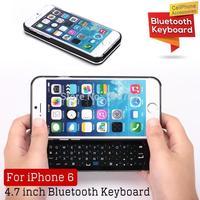 2014 NEW 4.7 inch Bluetooth wireless Keyboard for Windows/ XP / VISTA/ MAC for  ipad iPhone 6 free shipping
