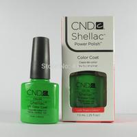 2014 New 73 Shellac Colors Available 12Pcs/lot CND Shellac Soak Off UV Nail Gel Polish