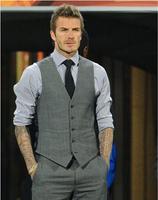 Victoria Beckham Men's Casual Suit Tank Tops Vest Undershirt Beer for Men Singlet Vestido