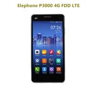 "2014 Original Elephone P3000 MTK6582 Quad Core Mobile Phone 5.0"" 1280*720 IPS 1GB RAM 13.0MP Andriod 4.4  4G FDD LTE Cellphone"