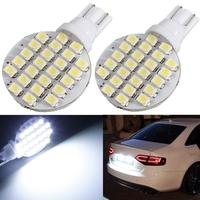2 x T10 24SMD LED 194 921 W5W 1210 RV Landscaping Light Lamp Bulbs