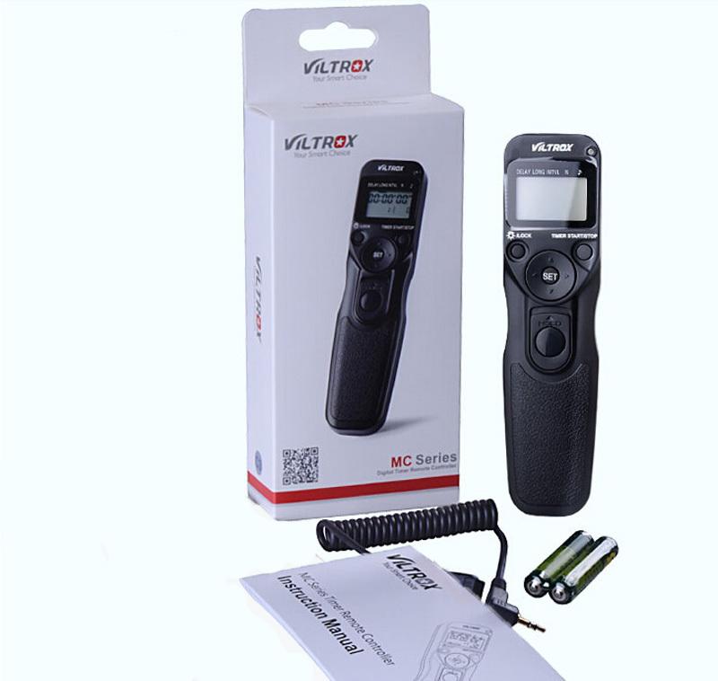 Timer Remote Shutter Release Controller MC-N3 for Nikon D90 D3100 D3200 D5000 D5100 D5200 D7000 D7100 DSLR Camera Free Shipping(China (Mainland))