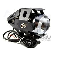 BJ-SPL-004 New Universal Motorcycle CREE U5  LED Driving Fog Headlight  Spot light White Lamp