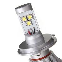 12V 24V 60W/set 6500K White 3000LM H4 Cree LED Head Light Head Lamp Bulb Car Truck Headlight KIT H4 9003 HB2 Hi/lo Beam Bulbs